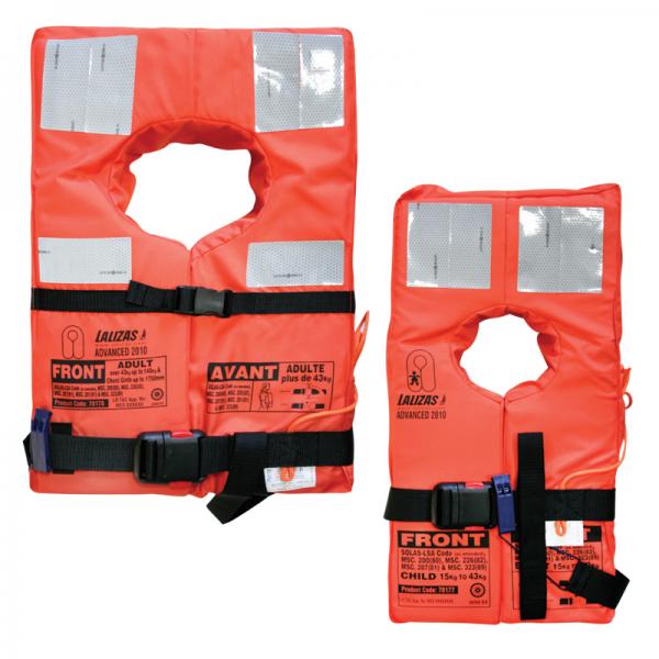 LALIZAS Advanced Lifejacket SOLAS