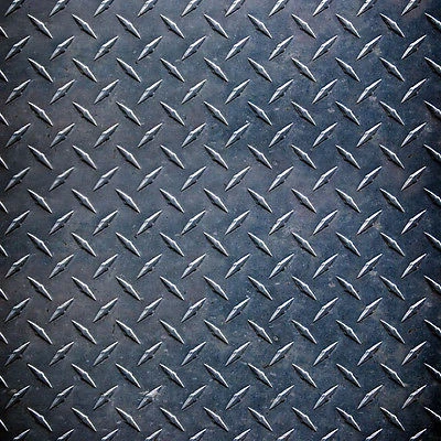 Carbon Steel Diamond Plate