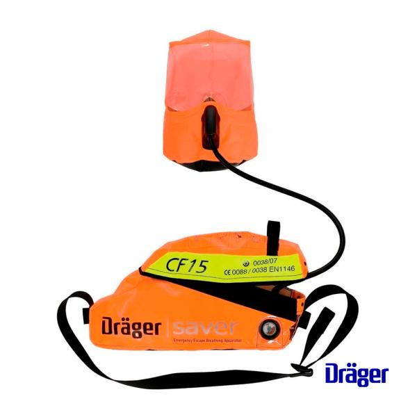 DRAGER SAVER CF15 15 Min