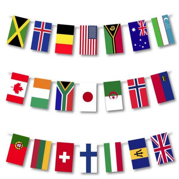 Merchant Flags