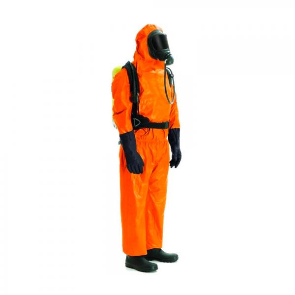 DRAEGER Firemans Outfit Orange