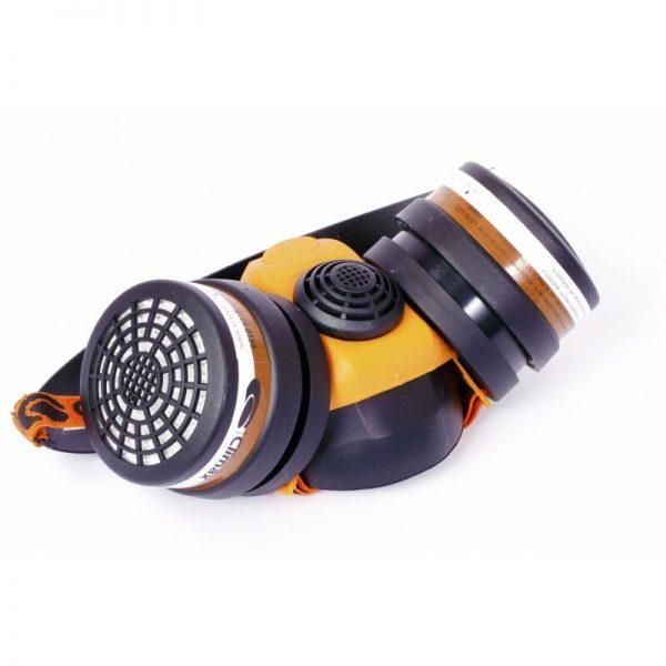 331124 Respirator double filter