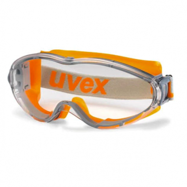 311101 Ultrasonic goggles orange, CE certified